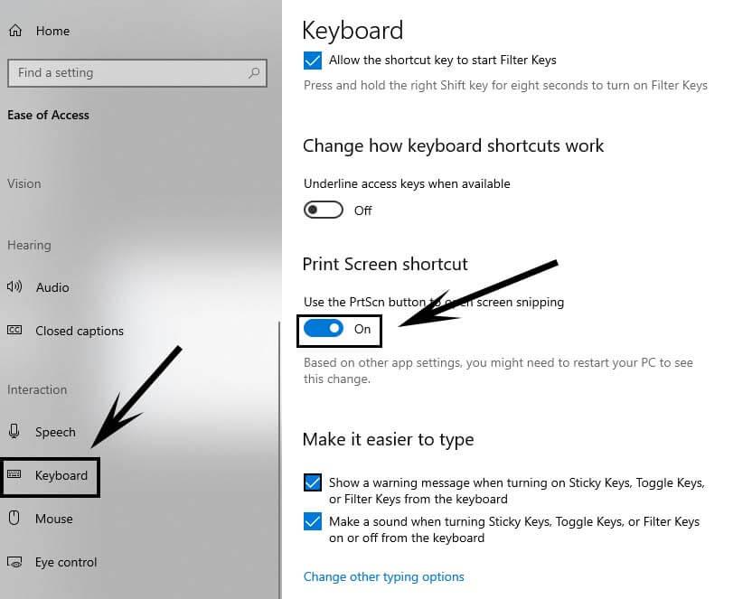 How To Take Screenshot On Windows 10 Laptop