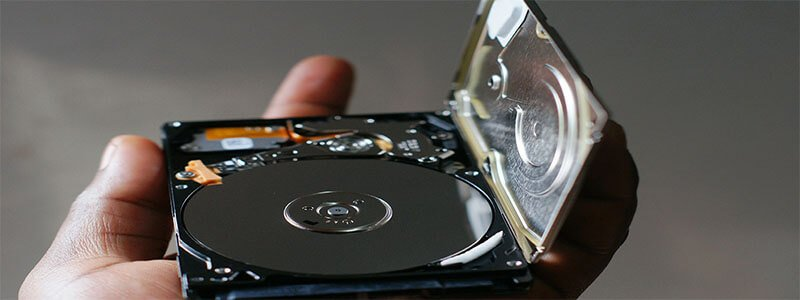how to replace laptop hard drive and reinstall windows 10