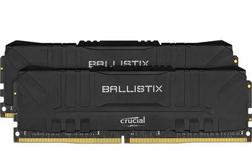 Crucial Ballistix 16Gb Ddr4