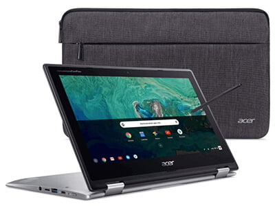 Acer Chromebook Spin 11 Convertible Laptop