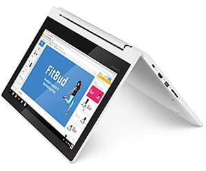 Lenovo Chromebook C330 2 In 1 Convertible Laptop