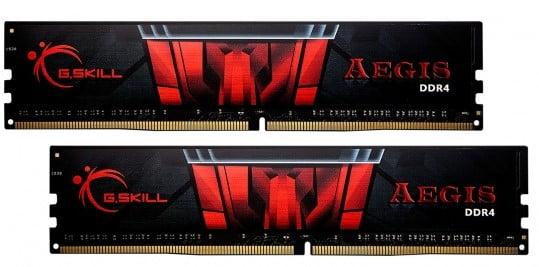 G.skill 32Gb Ddr4 Aegis 3000Mhz