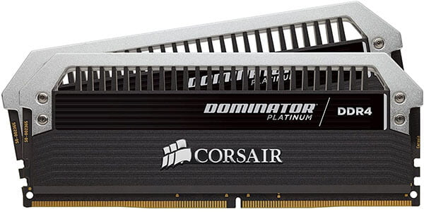 Corsair Dominator Platinum 16Gb
