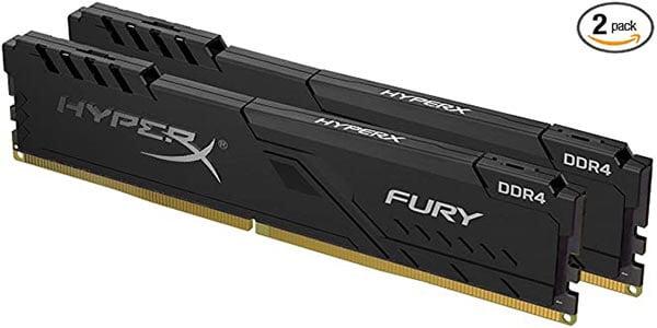 Hyperx Fury 16Gb 3733Mhz Ddr4 Ram